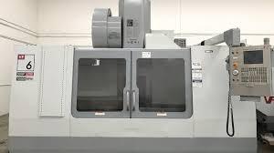 haas vf2ss vmc 4th axis ready machinestation