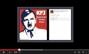 Colonel Sanders Memes - online hate prevention institute video briefing antisemitism and