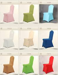 chair coverings brand new 8pcs lot high quality elastic fabric chair coverings