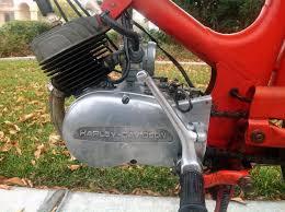 Harley Big Barn Little Big Man 1965 Harley Davidson M 50
