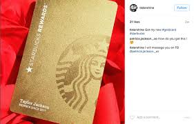 starbuck gold card starbucks rewards the the bad the alex mceachern