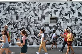 vancouver s second annual mural festival takes over mount pleasant mural tyler keeton robbins tylerkeetonrobbins photo gabriela torres 604 now