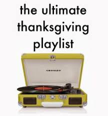 songs for a thanksgiving mix thanksgiving songs and