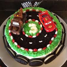 car birthday cake transportation birthday lots of trucks cars