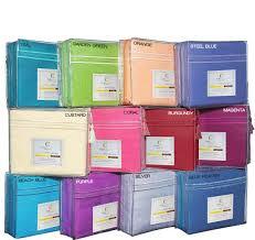 1500 Thread Count Sheets 1800tc Clara Clark Bed Sheet Sets