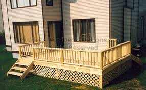 deck railing designs and ideas glass wood aluminum ideas