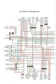 wiring diagram 2007 polaris ranger 500 wiring schematic