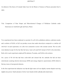 Resume Master Of Science Thesis Title Proposal Letter