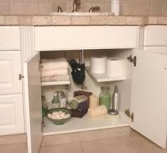 under the sink bathroom organizer bathroom vanity under sink organizer purobrand co