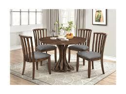 coaster prescott rustic industrial dining table with slatted prescott 107401 rustic industrial dining table with slatted pedestal base by coaster