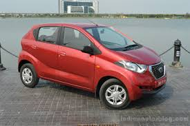 vauxhall india india made datsun redi go to launch in sri lanka next month