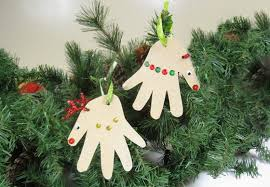 Green Reindeer Christmas Decorations by Homemade Christmas Ornament Ideas Improvements Blog