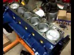 ford 300 inline 6 rebuild part 3 youtube