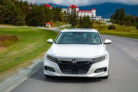 2018 honda accord with new engines on sale now carsdirect