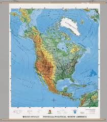 United States And Canada Physical Map by Best Photos Of Physical Map Of North America Map Of North