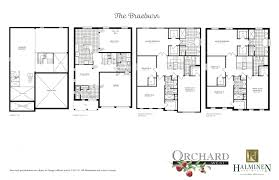 braeburn the towns of orchard west halminen homes