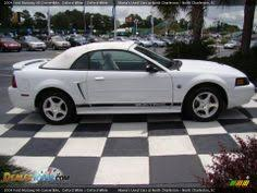 2004 white mustang convertible white 2004 mustang 2004 ford mustang gt coupe oxford white