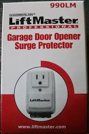 Who Sells Chamberlain Garage Door Openers by Liftmaster 990lm Garage Door Opener Surge Protector Chamberlain