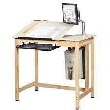 Computer Drafting Table Diversified Woodcrafts 30 X 42 Computer Drafting Table Cdtc 70