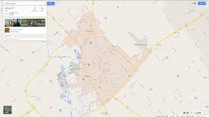 Killeen Texas Map Victoria Texas Map