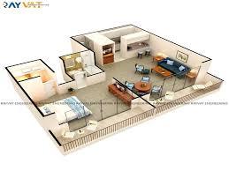3 D Floor Plans by Architectural 3d Floor Plan Services 3d Floor Plan Rendering