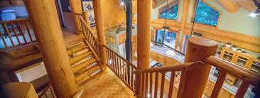 log home interior what to look for when buying a log and timber home artisan