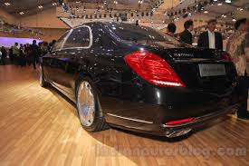 maybach bentley mercedes considering bentley bentayga rival