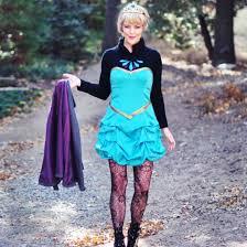 Elsa Halloween Costumes Halloween Costume Ideas Gallery Craftgawker