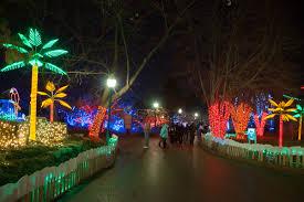 Zoo Lights Woodland Park Wild Lights Saint Louis Zoo