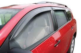 nissan juke wind deflectors window deflectors weathertech chevrolet malibu light smoke rear