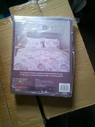 brand new tesco kingsize duvet set reversible choose from 5