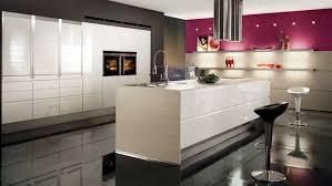 cuisine blanc laqué cuisine moderne blanc laque la blanche le des cuisines