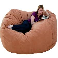 incredible brown beanbag chair in modern furniture with additional