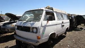 volkswagen bus 2016 junkyard find 1982 volkswagen vanagon westfalia the truth about