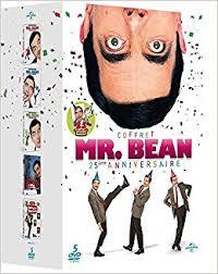 mr bean chambre 426 coffret mr bean 25ème anniversaire vol 1 à 3 bean le