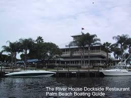 river house restaurant waterside dockside photo west palm