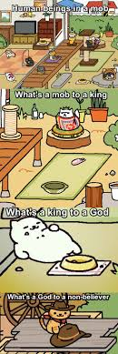 What S A Meme - what s a god to a non believer neko atsume know your meme