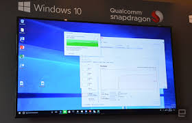 Windows Spreadsheet Windows On Snapdragon Is Key To Making Pcs More Connected