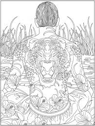 get this challenging trippy coloring pages for adults if8w5