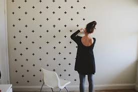 Washi Tape Wall Designs by Diy Washi Tape Wall Decals Emily Loeffelman