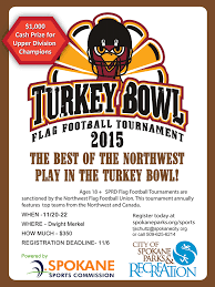 Best City Flags 7th Annual Turkey Bowl 2015 Flag Football Tournament City Of
