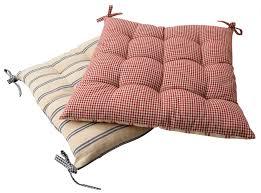 coussins de chaises de cuisine coussin de chaise orange cool coussin chaise exterieur coussin