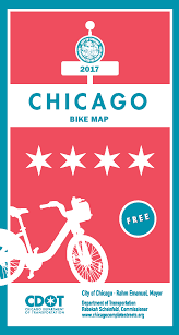 Chicago Safety Map 2017 Chicago Bike Map U2013 Now Available U2013 Chicago Complete Streets