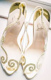 wedding shoes nyc a spectacular blush wedding affair in nyc the magazine