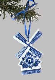 view a larger picture of ornament delft windmill with
