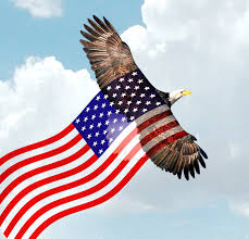 Smerican Flag Bald Eagle Flying American Flag By Xybutterfly On Deviantart