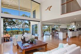 the australian beach house that is literally priceless