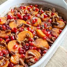 cranberry sweet potato casserole home made interest