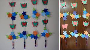 paper wall hanging ideas shenra com