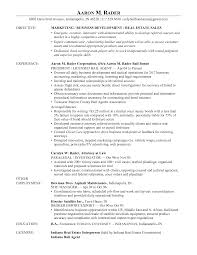 Sample Resume Objectives For Marketing Job by 37 Real Estate Agent Resume Samples To Help You Vntask Com